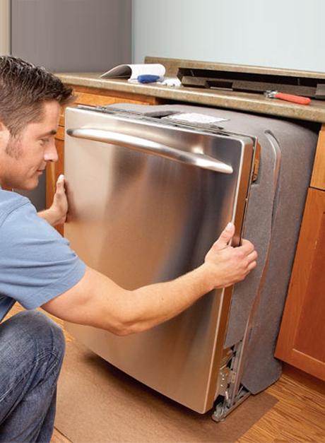 Обслуживание посудомоечных машин на дому